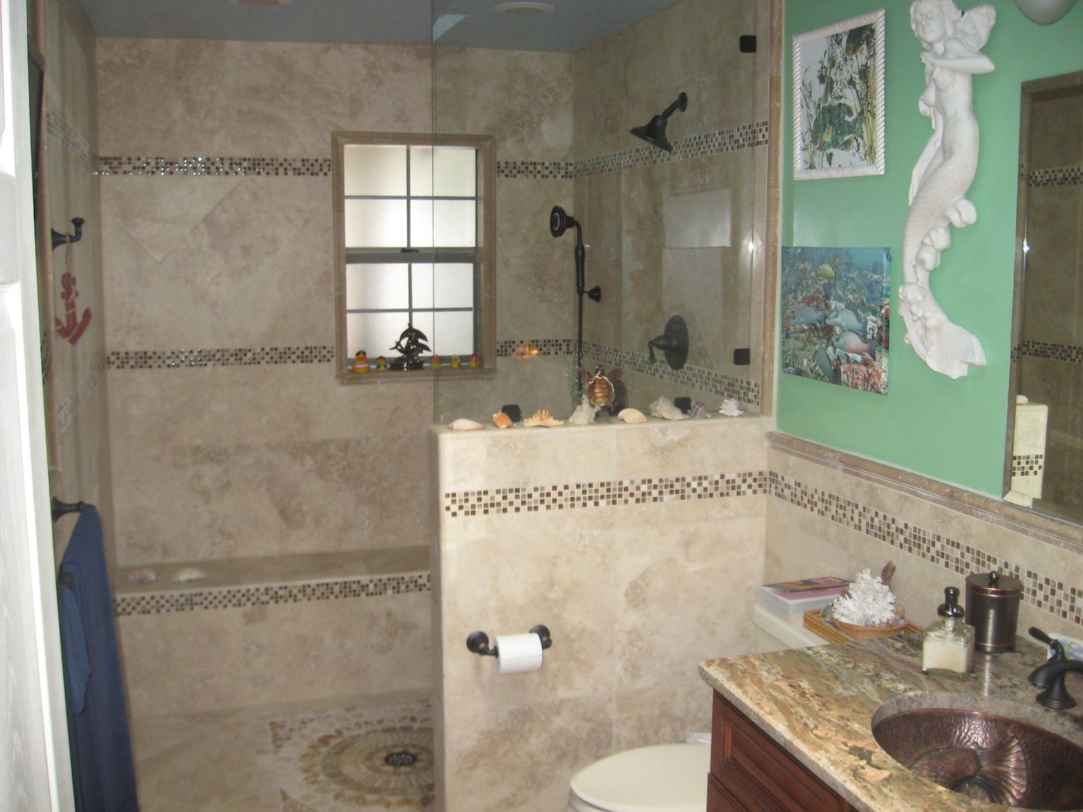 Bath Remodel Renovation At Home Contracting